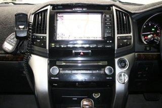 2014 Toyota Landcruiser VDJ200R MY13 Sahara (4x4) Grey 6 Speed Automatic Wagon