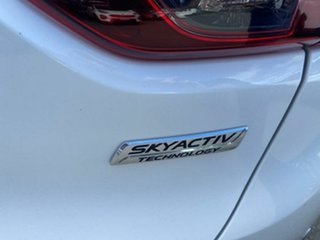 2015 Mazda CX-3 DK4W7A Maxx SKYACTIV-Drive i-ACTIV AWD Crystal White Pearl 6 Speed Sports Automatic