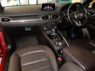 2018 Mazda CX-5 MY18 (KF Series 2) Akera (4x4) (5Yr) Red 6 Speed Automatic Wagon.