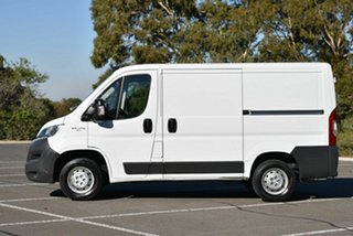 2016 Fiat Ducato Series 4 Low Roof SWB Comfort-matic White 6 Speed Sports Automatic Single Clutch