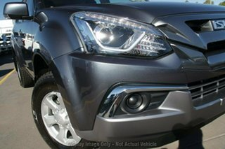 2021 Isuzu MU-X MY19 LS-M Rev-Tronic 4x2 Grey 6 Speed Sports Automatic Wagon.
