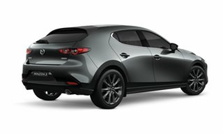 2021 Mazda 3 BP2H7A G20 SKYACTIV-Drive Touring Machine Grey 6 Speed Sports Automatic Hatchback.
