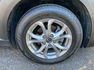 2016 Mazda CX-3 DK2W7A Maxx SKYACTIV-Drive Silver 6 Speed Sports Automatic Wagon