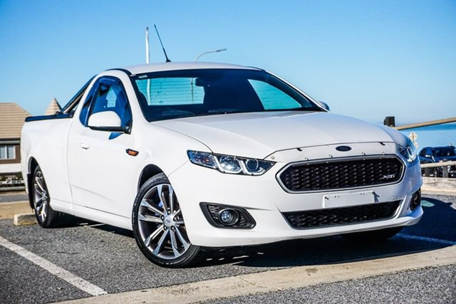 Used Ford Falcon FG X XR6 Ute Super Cab Christies Beach, 2014 Ford Falcon FG X XR6 Ute Super Cab White 6 Speed Sports Automatic Utility
