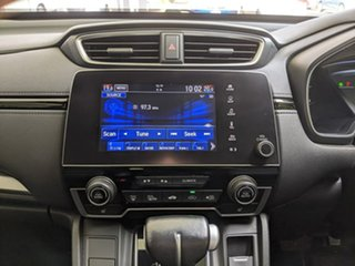 2017 Honda CR-V RW MY18 VTi-LX 4WD Green 1 Speed Constant Variable Wagon