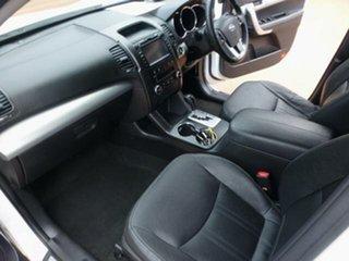 2012 Kia Sorento XM MY12 Platinum (4x4) White 6 Speed Automatic Wagon