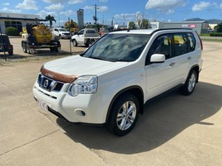 2013 Nissan X-Trail T31 Series V ST 2WD White/310819 6 Speed Manual Wagon