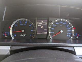 2015 Ford Falcon FG X XR6 Black 6 Speed Manual Sedan