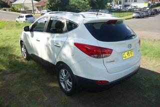 2012 Hyundai ix35 LM2 Elite AWD White 6 Speed Sports Automatic Wagon