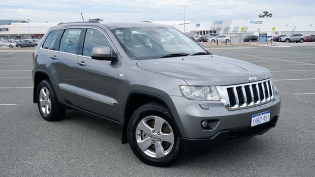 Used Jeep Grand Cherokee WK MY2011 Laredo Maddington, 2011 Jeep Grand Cherokee WK MY2011 Laredo Grey 5 Speed Sports Automatic Wagon