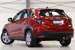2021 Honda HR-V MY21 VTi-S Passion Red 1 Speed Constant Variable Hatchback.