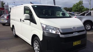 2020 Toyota HiAce GDH300R LWB Vanilla 6 Speed Sports Automatic Van
