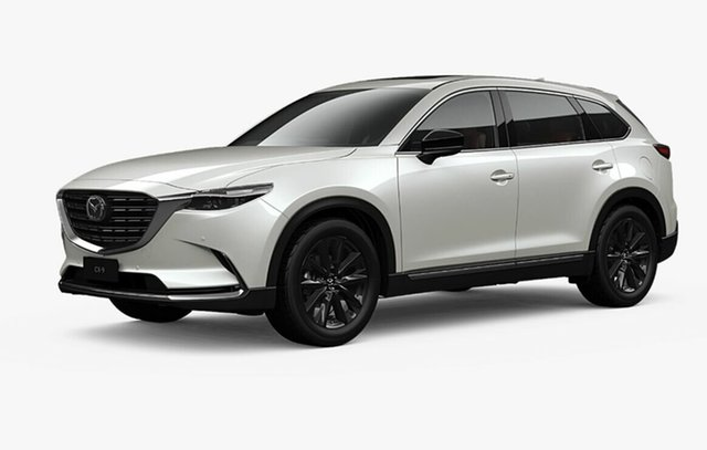 Demo Mazda CX-9 TC GT SP SKYACTIV-Drive Toowoomba, 2021 Mazda CX-9 TC GT SP SKYACTIV-Drive Snowflake White Pearl 6 Speed Sports Automatic Wagon