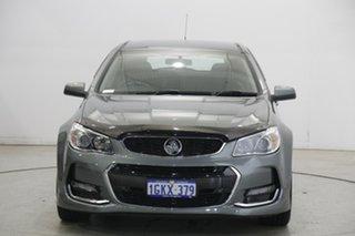 2015 Holden Commodore VF II MY16 SV6 Sportwagon Grey 6 Speed Sports Automatic Wagon.