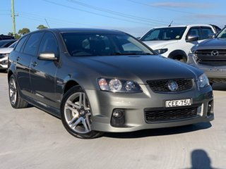 2011 Holden Commodore VE II SV6 Sportwagon Grey 6 Speed Sports Automatic Wagon.