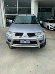 2012 Mitsubishi Challenger PB (KH) MY12 LS Silver 5 Speed Manual Wagon.