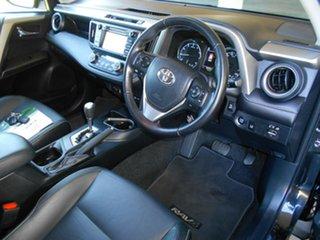 2016 Toyota RAV4 ASA44R Cruiser AWD Black 6 Speed Sports Automatic Wagon.