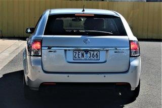 2012 Holden Commodore VE II MY12 SV6 Sportwagon Silver 6 Speed Sports Automatic Wagon