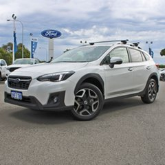 2019 Subaru XV G5X MY20 2.0i-S Lineartronic AWD White 7 Speed Constant Variable Wagon.