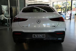 2021 Mercedes-Benz GLE-Class C167 801MY GLE63 AMG SPEEDSHIFT TCT 4MATIC+ S White 9 Speed