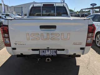 2017 Isuzu D-MAX MY17 SX Crew Cab White 6 Speed Sports Automatic Utility