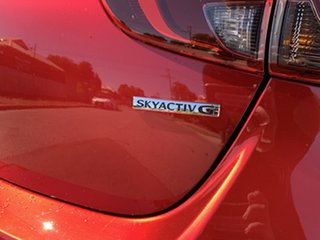 2021 Mazda 2 DJ2HAA G15 SKYACTIV-Drive Evolve Soul Red Crystal 6 Speed Sports Automatic Hatchback