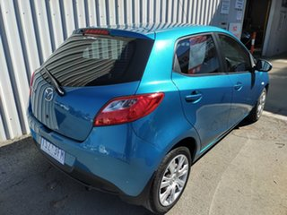 2012 Mazda 2 DE10Y2 MY12 Neo 4 Speed Automatic Hatchback