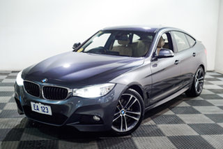 2016 BMW 3 Series F34 328i Gran Turismo M Sport Grey 8 Speed Sports Automatic Hatchback.
