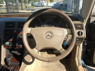 1999 Mercedes-Benz C-Class W202 C240 Elegance 5 Speed Automatic Sedan