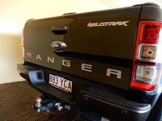 2018 Ford Ranger PX MkII MY18 Wildtrak 3.2 (4x4) (5 Yr) Black 6 Speed Automatic Dual Cab Pick-up
