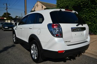 2013 Holden Captiva CG MY12 7 SX (FWD) White 6 Speed Automatic Wagon