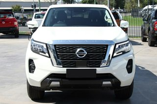 2021 Nissan Navara D23 MY21 ST White Diamond 7 Speed Sports Automatic Utility