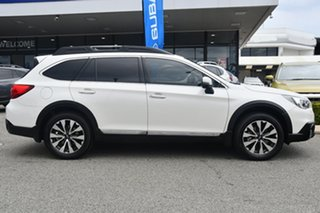 2016 Subaru Outback B6A MY16 3.6R CVT AWD Crystal White 6 Speed Constant Variable Wagon