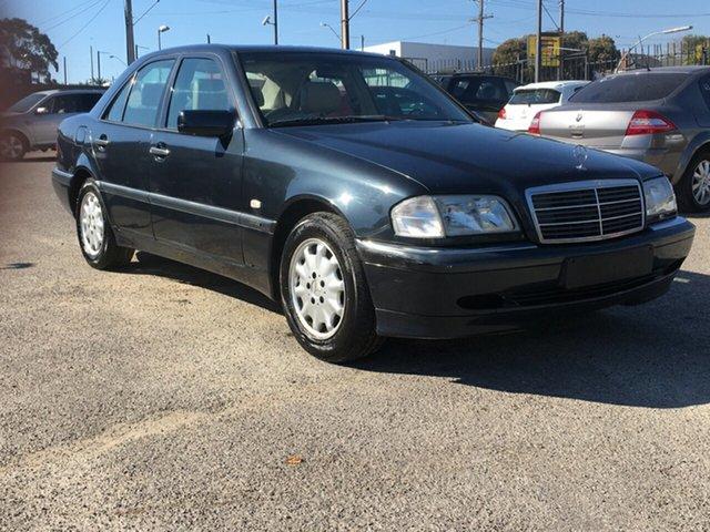 Used Mercedes-Benz C-Class W202 C240 Elegance Blair Athol, 1999 Mercedes-Benz C-Class W202 C240 Elegance 5 Speed Automatic Sedan
