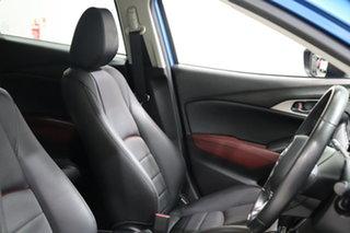 2017 Mazda CX-3 DK2W7A sTouring SKYACTIV-Drive Blue 6 Speed Sports Automatic Wagon