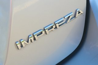 2013 Subaru Impreza G4 MY13 2.0i-S Lineartronic AWD Ice Silver 6 Speed Constant Variable Sedan