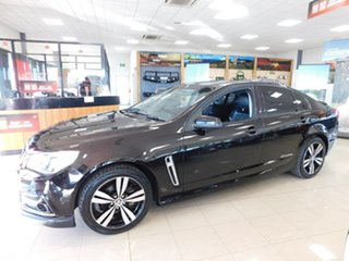 2014 Holden Commodore VF MY14 SV6 Storm Black 6 Speed Sports Automatic Sedan