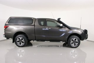 2016 Mazda BT-50 MY16 XTR (4x4) Bronze 6 Speed Automatic Freestyle Utility