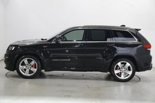 2013 Jeep Grand Cherokee WK MY2013 SRT-8 Black 5 Speed Sports Automatic Wagon.