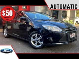 2011 Ford Focus LV Mk II CL 4 Speed Sports Automatic Sedan.