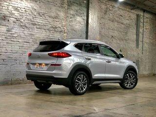 2020 Hyundai Tucson TL3 MY20 Elite AWD Silver 8 Speed Sports Automatic Wagon