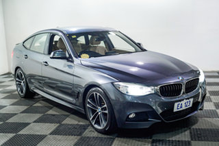 2016 BMW 3 Series F34 328i Gran Turismo M Sport Grey 8 Speed Sports Automatic Hatchback