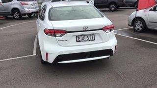 2019 Toyota Corolla Mzea12R Ascent Sport Glacier White 10 Speed Constant Variable Sedan