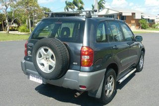 2004 Toyota RAV4 ACA23R CV Grey 4 Speed Automatic Wagon.