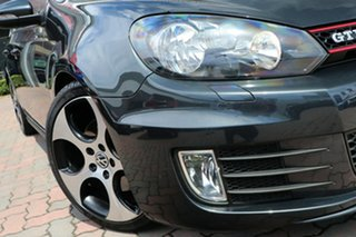 2011 Volkswagen Golf VI MY12 GTI DSG Grey 6 Speed Sports Automatic Dual Clutch Hatchback.