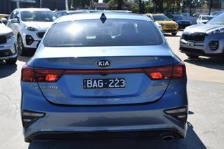 2018 Kia Cerato BD MY19 Sport+ Blue 6 Speed Sports Automatic Sedan