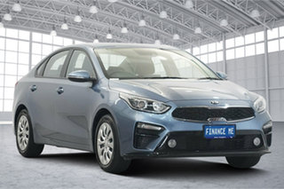 2020 Kia Cerato BD MY20 S Horizon Blue 6 Speed Sports Automatic Sedan.
