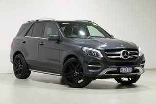2015 Mercedes-Benz GLE250D 166 Grey 9 Speed Automatic Wagon.