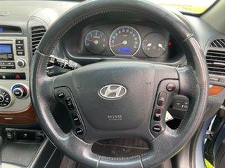 2009 Hyundai Santa Fe CM MY09 SX Blue 5 Speed Sports Automatic Wagon