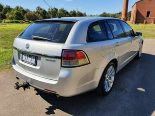 2011 Holden Berlina VE Series II International Silver Sports Automatic Wagon